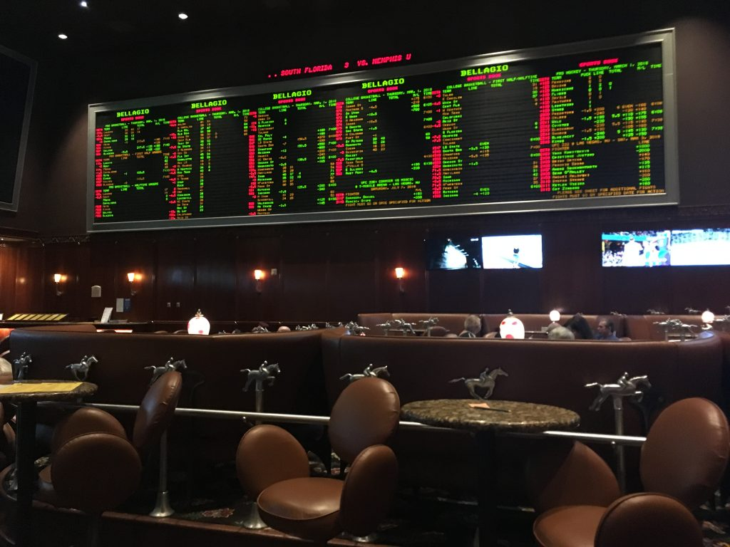 Bellagio sports book betting karakontie 2000 guineas betting
