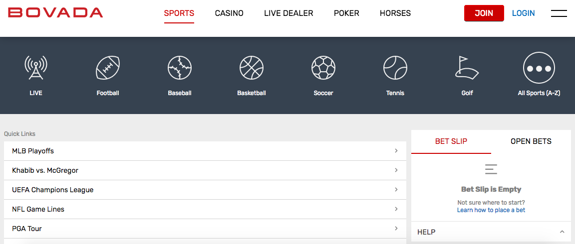 Bovada Sportsbook Review | An Honest 2019 Review of Bovada lv